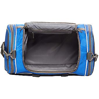 AmazonBasics medium lichtgewicht duurzaam sport Duffel, Royal Blue, maat medium