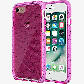 Tech21 Evo Check Active Edition Case for Apple iPhone SE2/8/7 - Pink