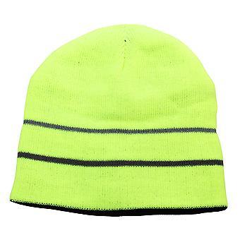 Pro Climate Hi Vis Reversible Reflective Hat
