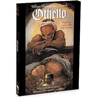 Othello [DVD] USA import