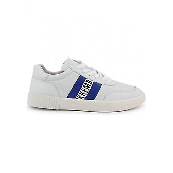 Bikkembergs - Shoes - Sneakers - COSMOS_2382_WHT-BLUE-RED - Men - white,blue - 44