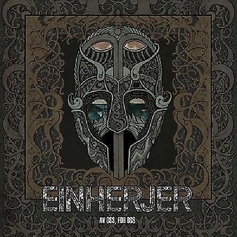 Einherjer - Av Oss para importação EUA Oss [CD]