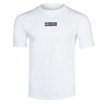 Fumetsu Ghost T-shirt wit