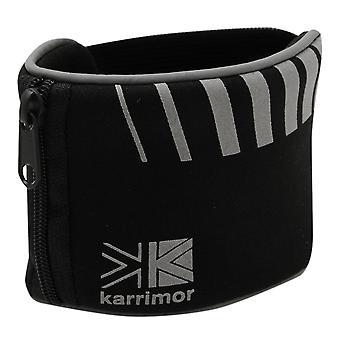Karrimor Unisex Wrist Wallet Zip Running Sports Gym Training