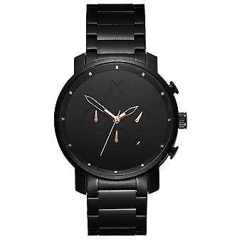 MVMT D-MC01-BBRG Watch - Men's Black Timewatch