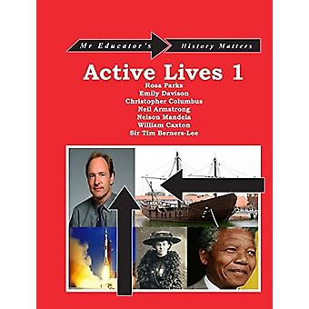 Active Lives Pack 1 by Edward Derry
