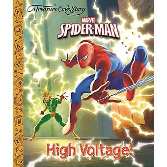 Treasure Cove Spiderman High Voltage