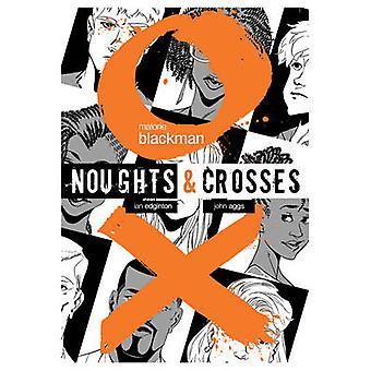 Nullen und Kreuze Graphic Novel von Malorie Blackman - John Aggs - ich
