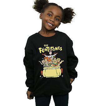 The Flintstones Girls The The Ride Sweatshirt