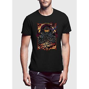 Annullere apocalypse halv ærmer t-shirt