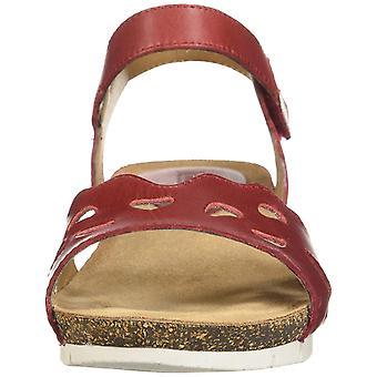 Josef Seibel Womens Hailey 25 Open Toe Casual Ankle Strap Sandals