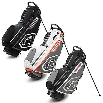 Callaway Golf Unisex 2020 Chev Lightweight 5 Way Top Stand Bag
