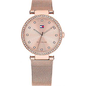 Tommy Hilfiger 1781865 - watch steel Dor Rose wife