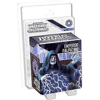 Star Wars: Imperial Assault-Imperador Palpatine villian Pack