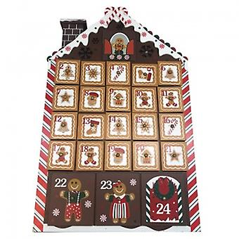 Heaven Sends Led Gingerbread house Advent