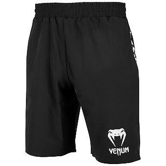 Venum Classic Training Shorts Black/White