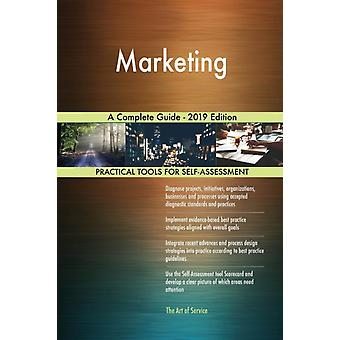 Marketing A Complete Guide  2019 Edition by Blokdyk & Gerardus