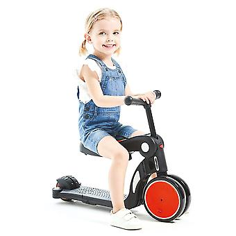 Chipolino scooter infantil, triciclo, rueda, All Ride 4 en 1 altura ajustable