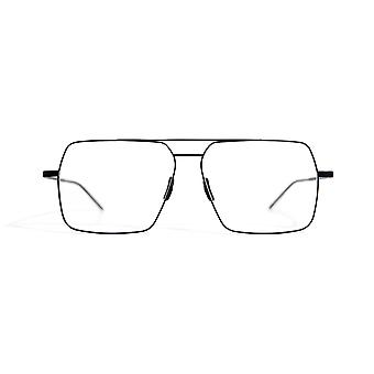 Gotti Dotey BLKM Black Glasses