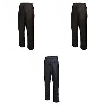 Regatta Activewear Mens Athens Contrast Tracksuit Pants