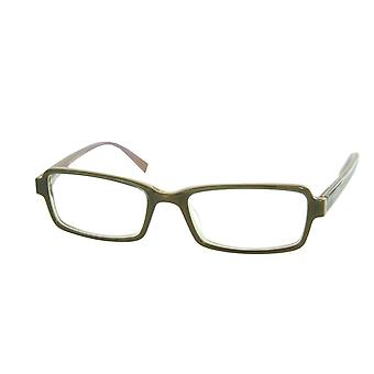 Fossila glasögon Glasögon Frame Sombrero Grön OF2040345
