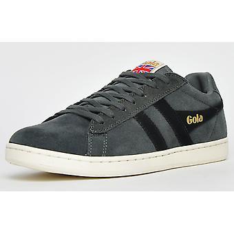 Gola Classics Equipe Suede Dark Graphite / Black