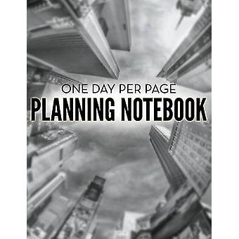 One Day Per Page Planning Notebook by Publishing LLC & Speedy