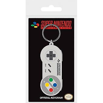 Super Nintendo SNES Controller Rubber Sleutelhanger