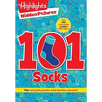 101 Socks by Highlights - 9781684371709 Book