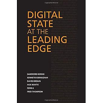 Digital State at the Leading Edge (IPAC Series in Public Management & Governance)