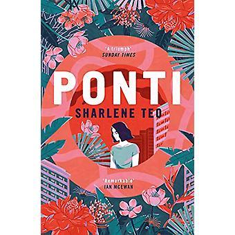 Ponti by Sharlene Teo - 9781509855339 Book