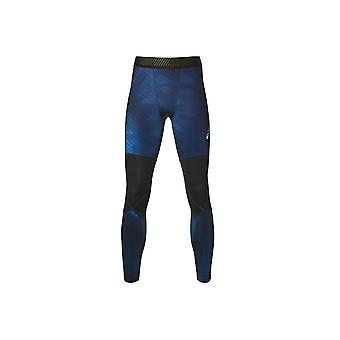 Asics Base Layer Graphic Tight 2031A197400 runing all year men trousers