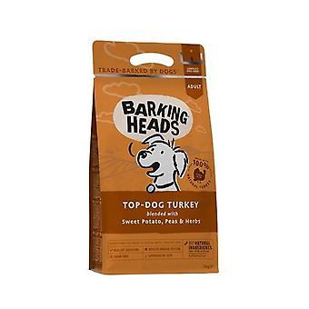 Barking Heads Top Dog Turkey Complete Dry Dog Food