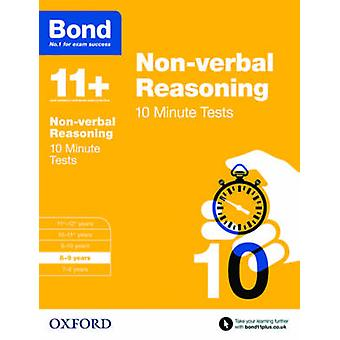 Bond 11 Nonverbal Reasoning 10 Minute Tests by Primrose & AlisonBond 11