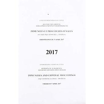 Immunities and criminal proceedings - (Equatorial Guinea v. France) -