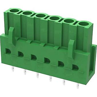 Degson Pin enclosure - PCB 2EDGB Total number of pins 8 Contact spacing: 5.08 mm 2EDGB-5.08-08P-14-00AH 1 pc(s)