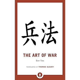 The Art of War by Sun Tzu - 9781611806977 Book