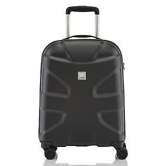 TITAN X2 Model 2017 Handbagage Trolley S, 4 wielen, 55 cm, 40 L, Zwart
