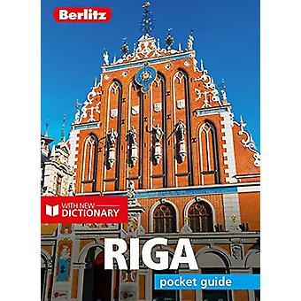 Berlitz Pocket Guide Riga (Travel Guide with Dictionary) - 9781785731