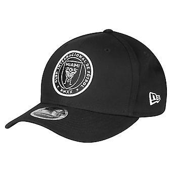 New Era 9Fifty Stretch Snap Cap - MLS Inter Miami Black