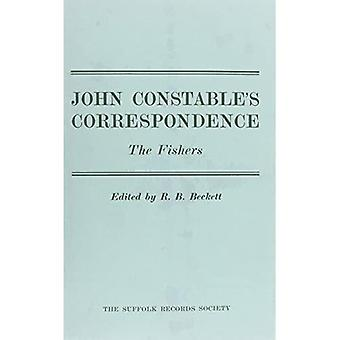 Constable Correspondence volume 6 The Fishers (Suffolk Records Society)