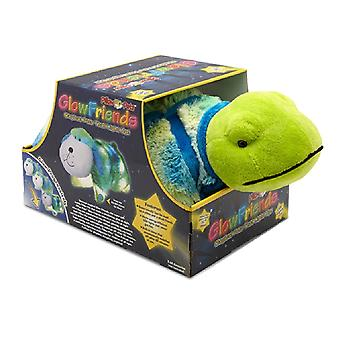 Pillow Pets Glow In Dark Turtle