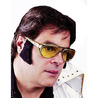 Briller Rocker W kinnskjegg