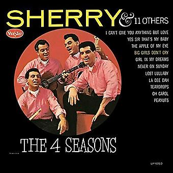 Four Seasons - Sherry & 11 Others [CD] USA import