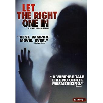 Let the Right One in [DVD] USA import
