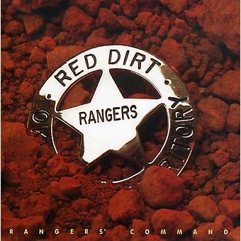 Red Dirt Rangers - Ranger's Command [CD] USA import
