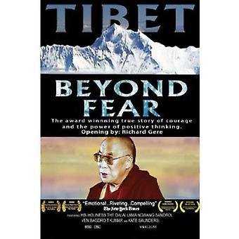 Tibet-Beyond Fear [DVD] USA import