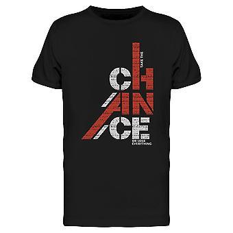 Chance Tee Men's -Imagen de Shutterstock