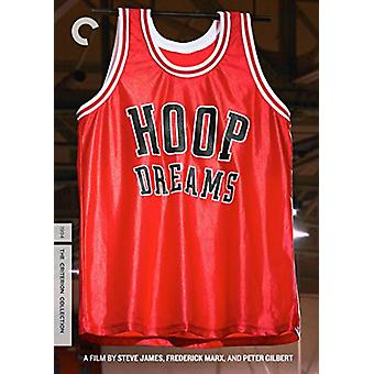 Criterion Collection: Hoop Dreams [DVD] USA import