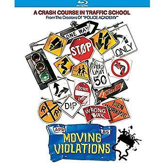 Importación de los E.e.u.u. [Blu-ray] (1985) violaciones en movimiento